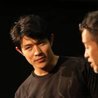 Ryohei Suzuki beefs up for a kingly role in Mishima-penned play 'The Terrace of the Leper King'