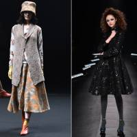 Tokyo fashion week: Womenswear's mixed messages