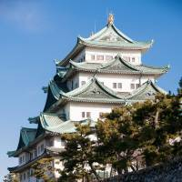 Nagoya Castle remains one of the area's most popular tourist destinations. | MARK ANDREWS