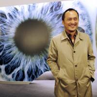 Modern man: Many of today's young women consider older gentlemen like 56-year-old actor Ken Watanabe to be their ideal man, according to Spa! magazine. Its random survey of 20-somethings apparently found that older men are more likely to be seen as boyfriend material. | REUTERS