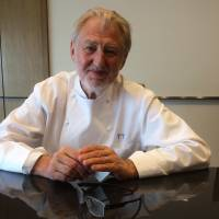 Pierre Gagnaire: 'We must accept the destiny that life imposes'