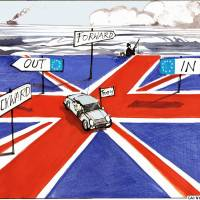 U.S. stance on Britain and the EU is hypocritical