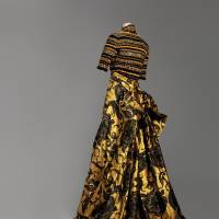 'Paris Haute Couture: The Only Gown in the World'