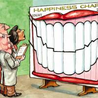 Happiness is serious business in the UAE