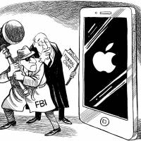 What the FBI versus Apple flap is really about