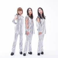Looking sharp: Risa, Naoko and Atsuko comprise rock group Shonen Knife.