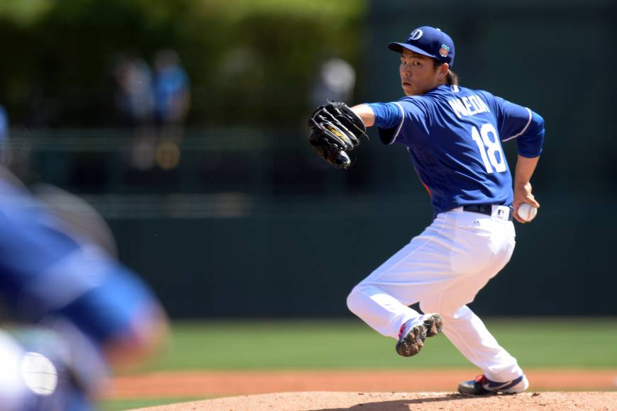Dodgers' Maeda finishes strong after shaky start in loss to Mariners