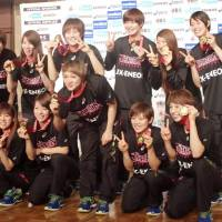 Japan women's basketball coach names preliminary squad for Olympics