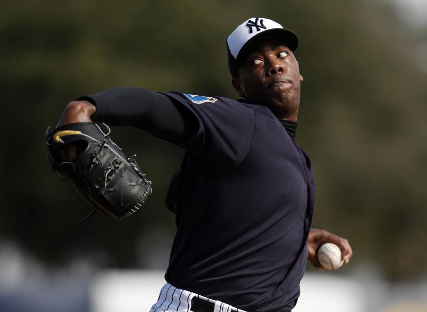 Yankees closer Chapman banned 30 games under domestic violence policy