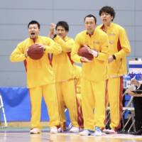 Since their inception in 2005, the Sendai 89ers have helped popularize pro basketball throughout the Tohoku region. | KAZ NAGATSUKA