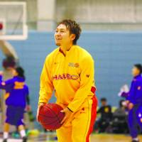 Sendai 89ers guard Takehiko Shimura is among the top passers in bj-league history. | KAZ NAGATSUKA