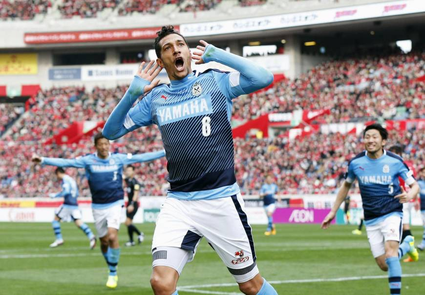 Bothroyd strikes to lead Jubilo past Urawa