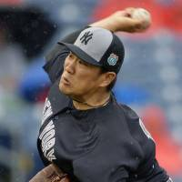 Improving Tanaka encourages Yankees