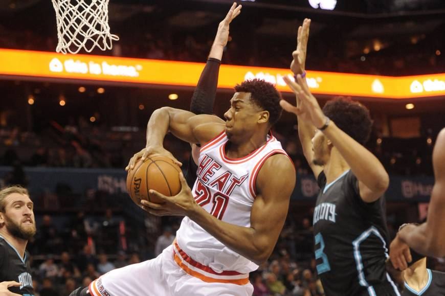 Nomadic Whiteside playing well, but remains enigma