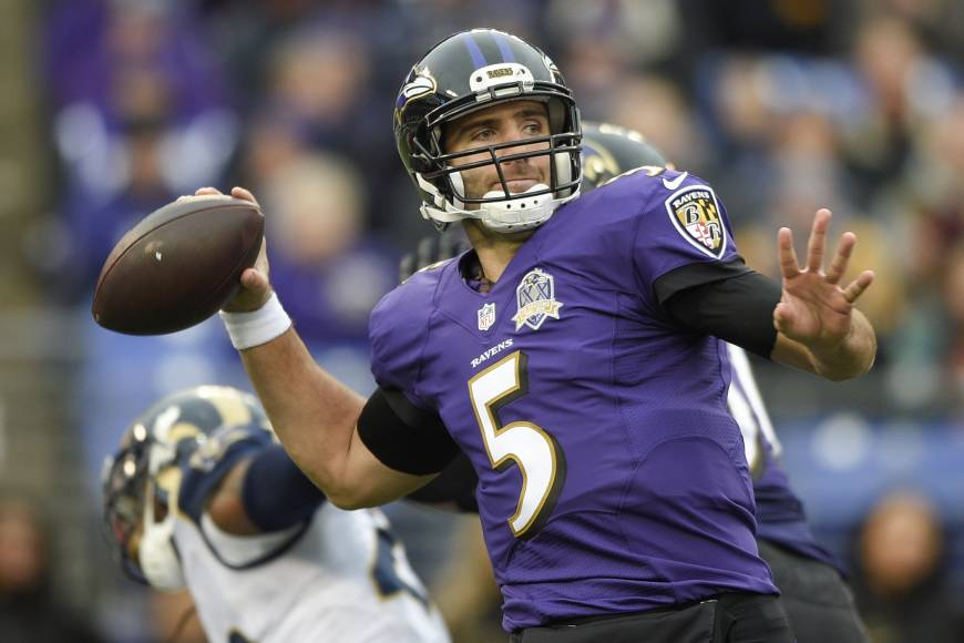 Flacco, Ravens good to go with 3-year contract extension