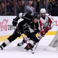 Kings hold off late charge, beat Capitals in OT