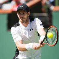 Murray eliminated in third round at BNP Paribas Open