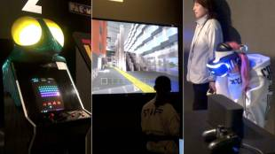 [VIDEO] Game On exhibition at the Miraikan