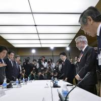 Abe sought 'off record' advice on German fiscal policy, Krugman reveals in Twitter post