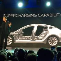 Tesla 3 meets massive demand; Musk considers new plant in Europe