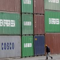 Japan's trade deficit down 88% in fiscal 2015 on cheaper oil imports