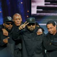 N.W.A. joins Rock and Roll Hall of Fame alongside Cheap Trick, Chicago, Deep Purple and Steve Miller