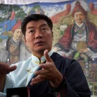 Lobsang Sangay re-elected as prime minister of Tibetan government-in-exile