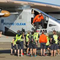 Solar Impulse 2 to resume round-the-world flight from Hawaii later this month
