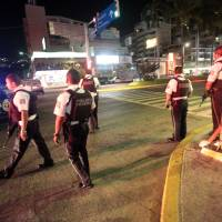 One dead as gunmen attack Acapulco police HQ, hotel; tourists shelter in place