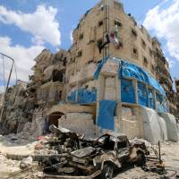 Despite carnage, Syria's Aleppo left out of fighting 'freeze'