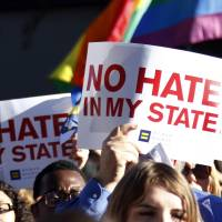 New Mississippi law allows service denial to gays, called 'badge of shame'