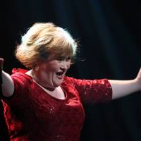 Susan Boyle 'fine' after police run-in at Heathrow; Asperger's said key factor