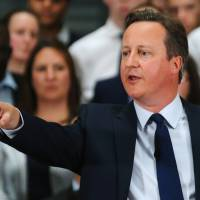 U.K.'s Cameron not set to benefit from offshore funds