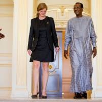 U.S. warns Chad of Islamic State-Boko Haram links but strongman snubs Libya regime-building
