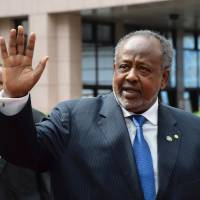 Djibouti leader Guelleh, clutching to power, wins fourth term and eyes growth with the help of foreign capital