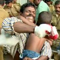 Families search for missing as death toll rises to 106 in India temple inferno