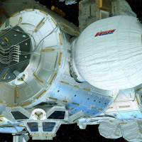 ISS to get inflatable room to test human habitation in space