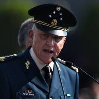 Mexico's defense secretary apologizes for torture incident