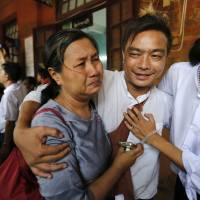 New Myanmar government begins releasing political prisoners
