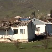 Dozens dead in Nagorny Karabakh clashes