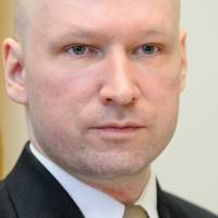 Norwegian court rules that mass killer Breivik's rights were violated in prison
