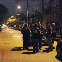 120 rounded up in N.Y.'s largest gang 'takedown'