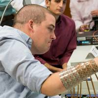 Paralyzed Ohio man, 24, regains partial use of hand via brain chip implant