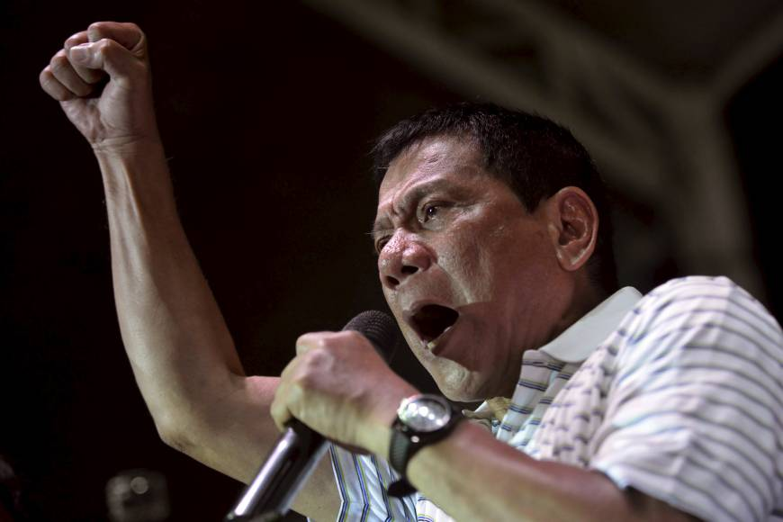 Image result for duterte angry