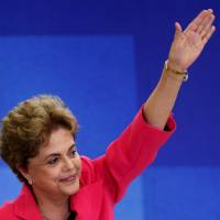 Brazil's Rousseff: ex-guerrilla in fight for political life