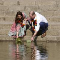 Prince William, wife Kate pay respects to terrorist victims as royal tour of India starts