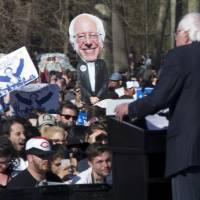 Slap at Israel by Sanders may split Jewish-American vote but also called 'breath of fresh air'