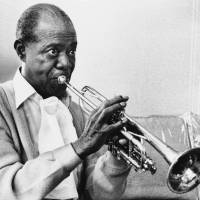 Queens museum lands only known film of 'Satchmo' in studio