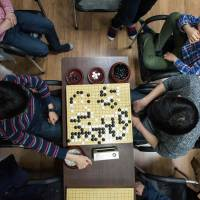 In South Korea, dreams of board-game fame at the school of go