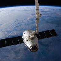 ISS snags Dragon delivery of space gear, including first inflatable room
